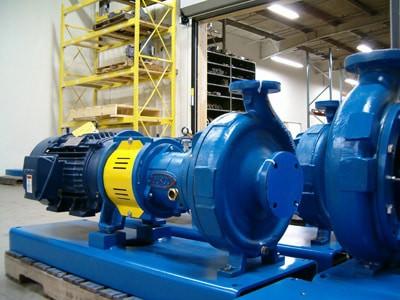 Bombas centrifugas aguas